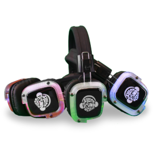 Silent Sound System headphones