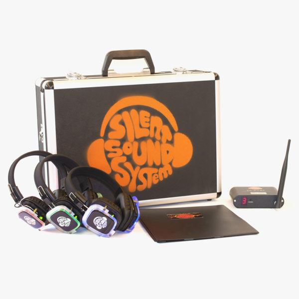 Silent Sound System Bar and Grill Kit