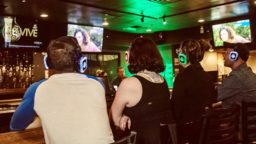 Silent Sound System Bar & Grill Experience